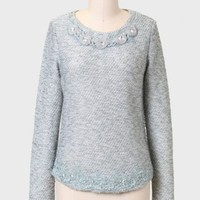 Primrose Embellished Sweater