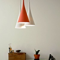 Lambada Lamp - White -12%