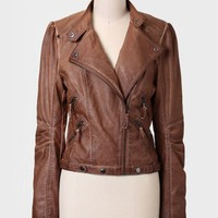 Grand Saloon Moto Jacket