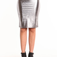 SPACE OUT PENCIL SKIRT