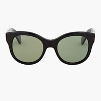 BLACK JACEY SUNGLASSES