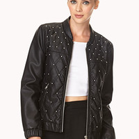 Retro Fresh Bomber Jacket