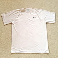 Men's Under Armour Heat Gear Athletic Shirt SZ: L