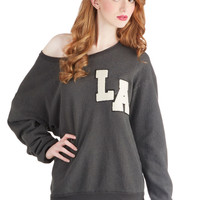 Team West Coast Sweatshirt | Mod Retro Vintage Sweaters | ModCloth.com