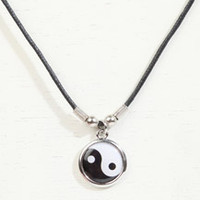 Vintage Surplus Ying Yang Necklace at Urban Outfitters