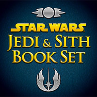Star Wars Jedi/Sith Book Set