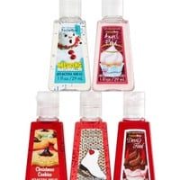 5-Pack PocketBac Sanitizers Holiday's Favorite Things Bundle