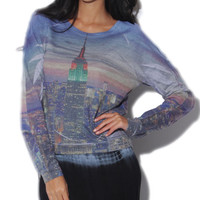 New York Sublimated Sweatshirt