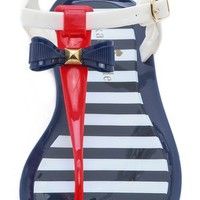 KATE SPADE - Fresh Jelly Bow Sandals