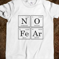 Skreened No Fear Kids Tee