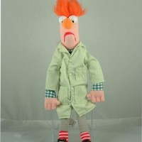 "Disney Muppets Beaker 9"" Plush Doll (Theme Park Exclusive)"