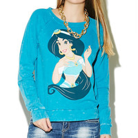Jasmine Mineral Washed Sweatshirt