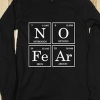 Skreened No Fear Periodic Table LS Tee