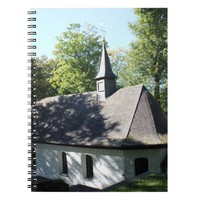 Chapel on Wilzenberg in Sauerland Spiral Note Book