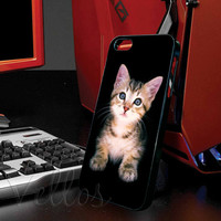 Cute Cat for iphone 4/4s case, iphone 5/5s/5c case, samsung s3 i9300 case, samsung s4 i9500 case cover in vellos