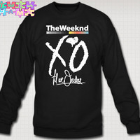 xo the weeknd crewneck sweatshirt - TeeeShop