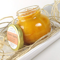 Scented Soy Candle - Pumpkin Eggnog scented Soy Candle -- 4 ounce Jar
