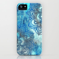 Lost in Blue - a daydream made visible iPhone & iPod Case by micklyn