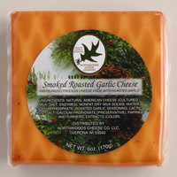 NORTHWOODS SMOKED ROASTED GARLIC CHEESE