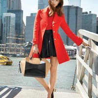 eryn coat - kate spade new york