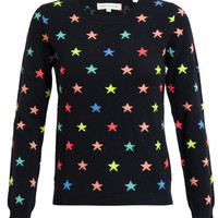 CHINTI AND PARKER | Star Patterned Cashmere Jumper | Browns fashion & designer clothes & clothing