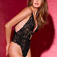 Lace Teddy - Very Sexy - Victoria's Secret