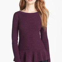 Tory Burch 'Ramona' Merino Wool Sweater | Nordstrom