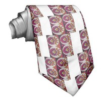 Retro Hakuna Matata Apparel Gift designer Merchand Custom Ties