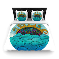 "Pom Graphic Design ""Oceania"" Duvet Cover"