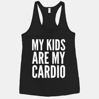 My Kids Are My Cardio