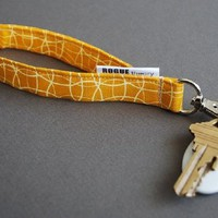 Key Holder | Yellow Wave