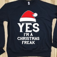 Christmas Freak