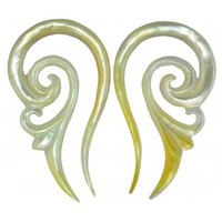 Mother of Pearl Lily - Buddha Jewelry Organics