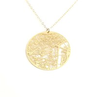 AMINIMAL Studio: London Street Necklace, at 16% off!