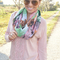 Let You Go Scarf: Multi
