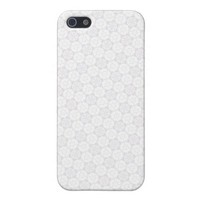 Light Rounded Pattern Phone 5 Case