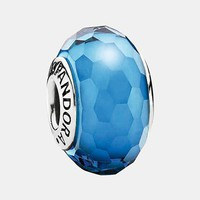 PANDORA 'Fascinating' Murano Glass Bead Charm | Nordstrom