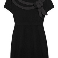Moschino Wool and cashmere dress