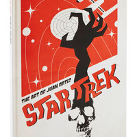 Star Trek: the Art of Juan Ortiz | Mod Retro Vintage Books | ModCloth.com