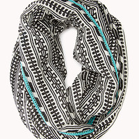 Explored Infinity Scarf