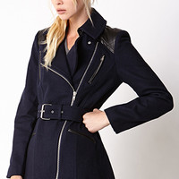 City Girl Trench Coat