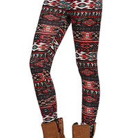The In Crowd Multi Sweater Leggings at PacSun.com