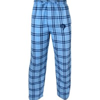 College Concepts Men's Rhode Island Rams Blue Roster Flannel Pants