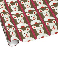 Customize Product Gift Wrapping Paper
