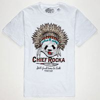 LRG Chief Rocka Mens T-Shirt