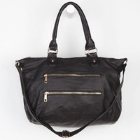 UNDER ONE SKY Two Zip Satchel