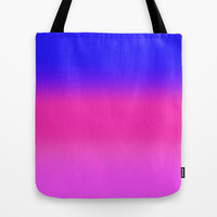 Re-Created Twilight14 Tote Bag by Robert S. Lee