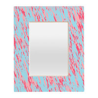 Rosie Brown Tickled Pink Rectangular Mirror
