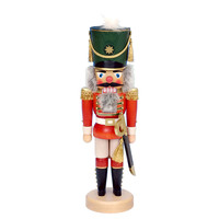 "17"" Soldier Nutcracker"