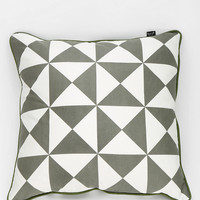 ferm LIVING Geometry Pillow - Urban Outfitters